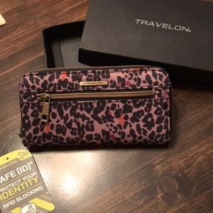 Travelon RFID wallet